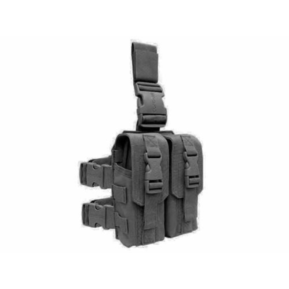 Condor Drop Leg Mag Pouch - Black