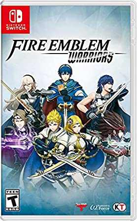 Fire Emblem Warriors - Nintendo Switch