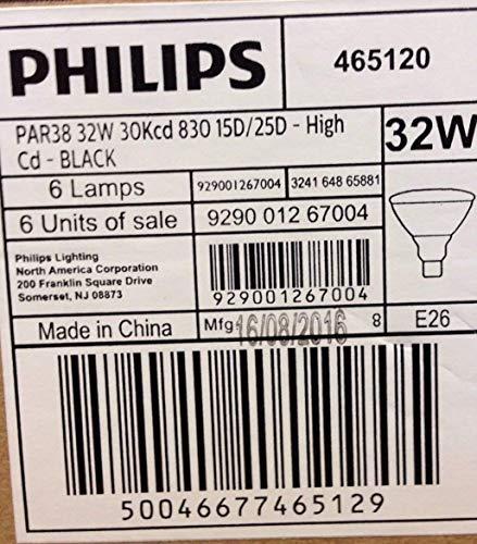 Br 25 Flood Light Bulbs in US - 8