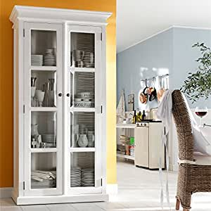 Amazon.com: Traditional - China Cabinets / Kitchen & Dining Room ...