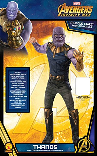 Rubie's Men's Marvel Avengers Infinity War Thanos Deluxe Costume, Standard - http://coolthings.us