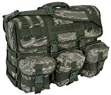 Code Alpha Computer Messenger Bag with Molle Pouches, Digital Camouflage