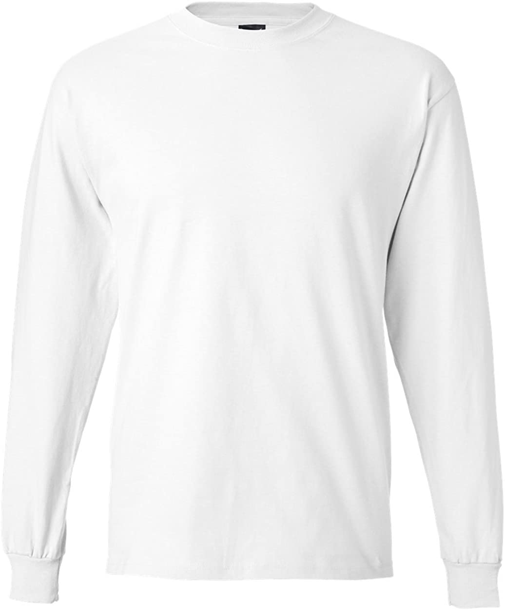 5186 Hanes Adult Beefy-T® Long-Sleeve T-Shirt