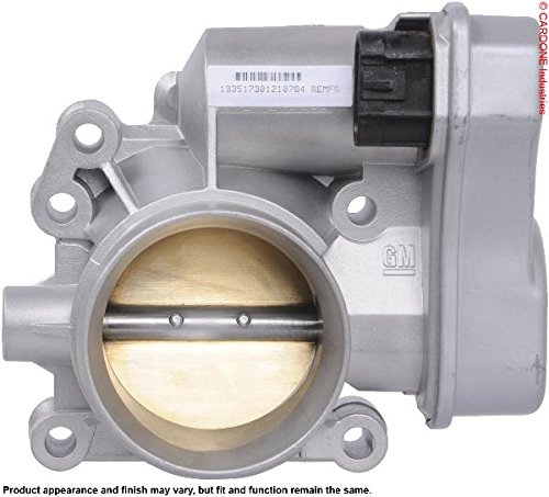 A1 Cardone 67-3012 Electronic Throttle Body (Remanufactured Chevrolet/Saturn ()