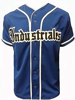 INDUSTRIALES DE CUBA BASEBALL JERSEY (Blue, L)