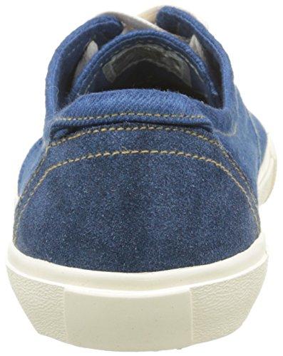 Levi's White Tab 223288 802 - Zapatillas Hombre Azul (19)