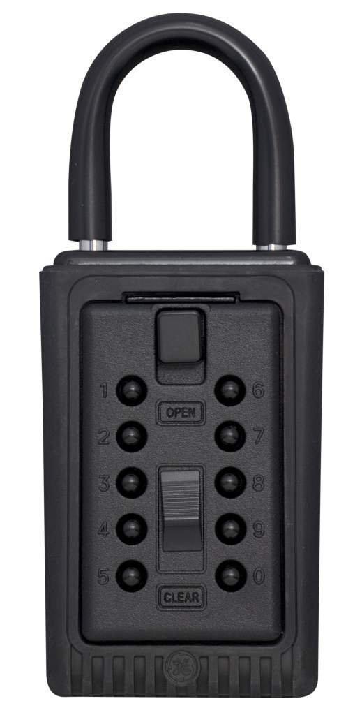 Kidde AccessPoint 001406 KeySafe 3-Key Portable Push Button Key Safe Box, Black by Kidde B000GTOU9C ブラック ブラック