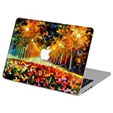 Customized Famous Painting Series Romantic Love Autumn Special Design Water Resistant Hard Case for Macbook Air 13'' (Model A1369/a1466)
