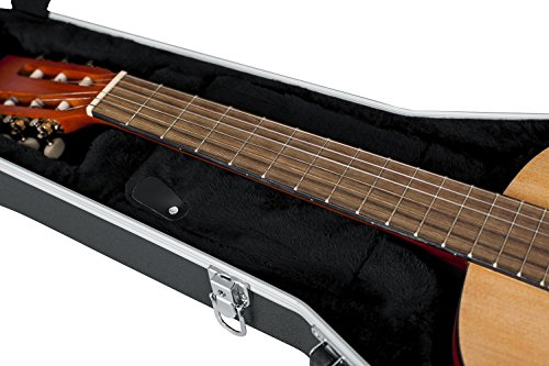Gator Cases Deluxe ABS Classical Guitar Case (Plastic) by Gator (Image #2)'