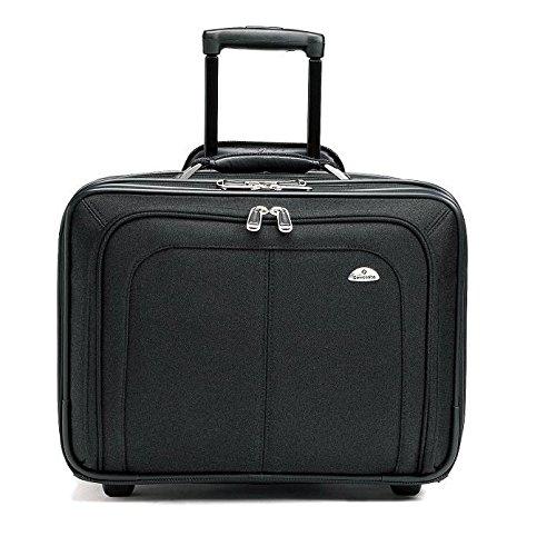 11021-1041 Samsonite Carrying Case for 17'' Notebook - Black - Ballistic Nylon by Samsonite (Image #2)