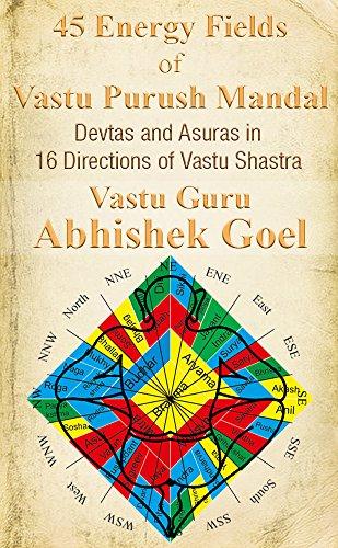 Download for free 45 Energy Fields of Vastu Purush Mandal: Devtas and Asuras in 16 Directions of Vastu Shastra