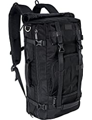 Travel Backpack, BuyAgain 3 in 1 Duffel Bag Hiking Rucksack Carry On Bag 33L
