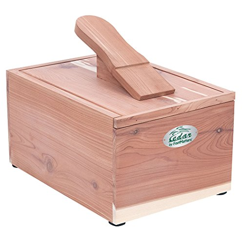 - Red Cedar Boot & Shoe Care Shine Box - Shine Box Only