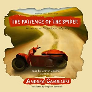 The Patience of the Spider Audiobook
