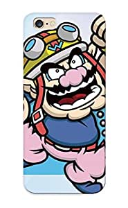 Awesome Case Cover/iphone 6 Plus Defender Case Cover(wario Game Wario) Gift For Christmas by lolosakes