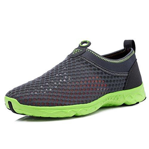 de Walking Adulto gris Unisex Zapatillas Nordic de Lona XIGUAFR ItUqx