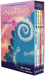 The Never Girls Collection #1 (Disney: The Never Girls): Books 1-4