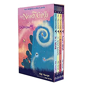 The Never Girls Collection #1 (Disney: The Never Girls)