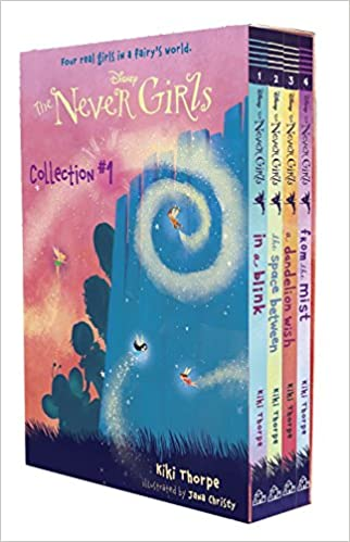 ca43af5ec5c38 Amazon.com: The Never Girls Collection #1 (Disney: The Never Girls ...