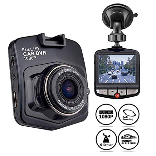 Police 2007 Ford Crown - ICBEAMER 2.5'' Full HD 1080P Auto Car DVR Vehicle Camera Video Recorder Dash Camera Night Vision Endless Loop Recording