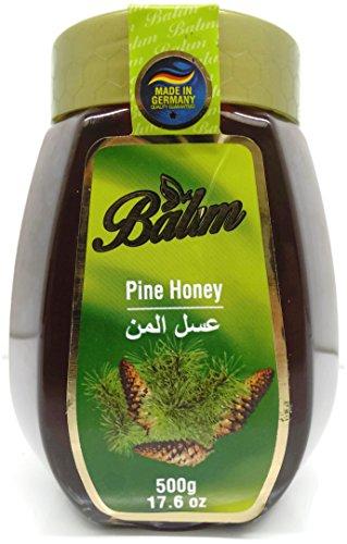 Balim Honey Types 17.6 Oz - 500 Gr (Pine Honey)
