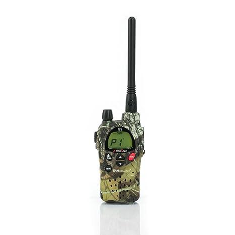 midland g9 plus  Midland G9 Plus Radio Ricetrasmittenti, Mimetico: : Elettronica