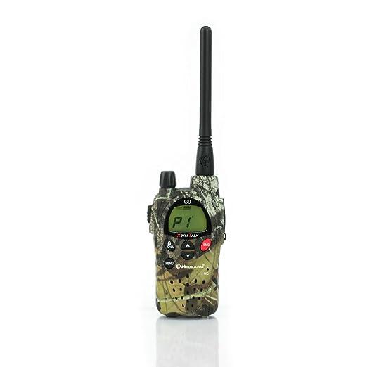 38 opinioni per Midland G9 Plus Radio Ricetrasmittenti, Mimetico