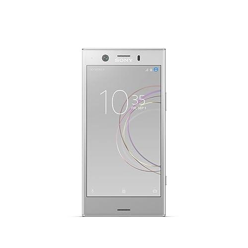 Sony XZ1 Compact Smartphone de 4 6 Bluetooth Octa Core 4 GB de RAM Memoria de 32 GB cámara de 19 MP Android Blanco Exclusivo Amazon