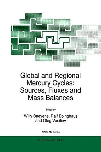 Global and Regional Mercury Cycles: Sources, Fluxes and Mass Balances (Nato Science Partnership Subseries: 2) Pdf