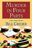 Murder in Four Parts, Bill Crider, 0312386745