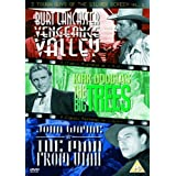 3 Tough Guys Of The Silver Screen - Vol. 2 - Vengeance Valley / The Big Trees / The Man From Utah [DVD] by John Wayne