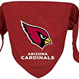 Hunter MFG Arizona Cardinals Mesh Dog Bandana, Small