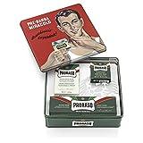 Proraso Vintage Gino Tin Gift Set, Refreshing and Toning Formula