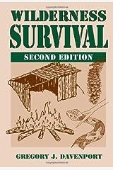 Wilderness Survival by Gregory J. Davenport (2006-03-31) Paperback