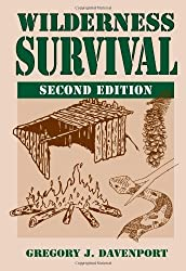 Wilderness Survival by Gregory J. Davenport (2006-03-31)