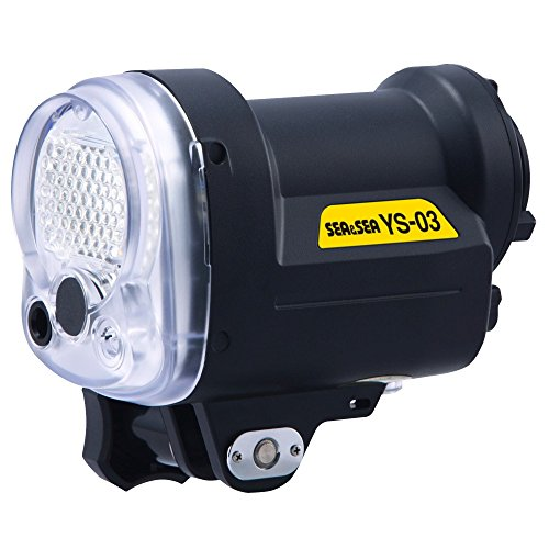 Sea & Sea YS-03 Universal Lighting System for Underwater Photography ()