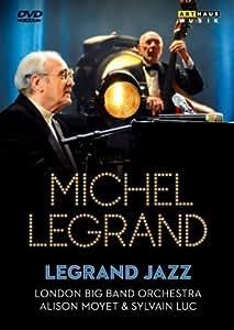 Legrand Jazz [Reino Unido] [DVD]