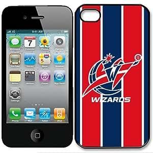linJUN FENGNBA Washington Wizards Iphone 4 and 4s Case Cover