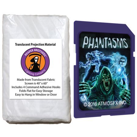 Kringle Bros AtmosFearFX Phantasms SD Card Reaper Brothers