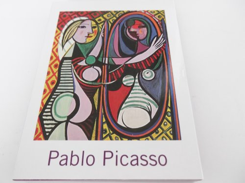Museum Art Images Blank Greeting Note Cards Pablo Picasso Cubism MoMA