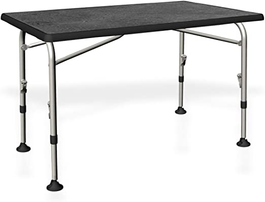 Basalto Darker Estable mesa plegable aluminio – Madera – Placa ...