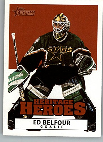 2000-01 Topps Heritage Heroes #HH17 Ed Belfour by Topps