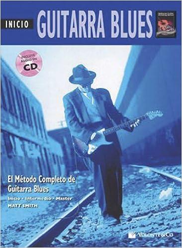 HAMBURGER David - Iniciacion a la Guitarra Blues Inc. CD: Amazon ...