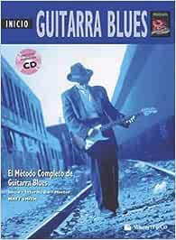 HAMBURGER David - Iniciacion a la Guitarra Blues (Inc. CD)