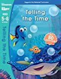 Finding Dory - Telling the Time, Ages 5-6 (Disney Learning)