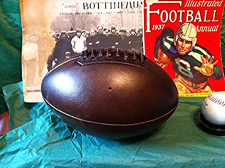 1912-1930 Watermelon Football