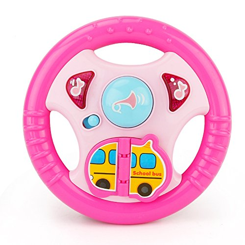 Baby Steering Wheel For Stroller - 9