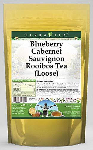 Blueberry Cabernet Sauvignon Rooibos Tea (Loose) (8 oz, ZIN: 544247)