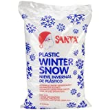 Chase 499-0511 Plastic Winter Snow, 6-Ounce