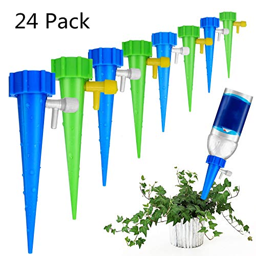 Garden Hand Tools 4x Automatic Watering Irrigation Spike Garden Plant Flower Drip Sprinkler Water Always Buy Good